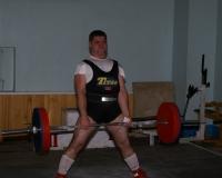 Кубок области по пауэрлифтингу 2009